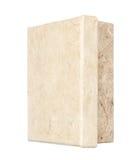 在白色隔绝的桑树纸箱 图库摄影