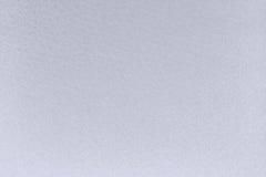 在白革纹理的冷的分片影片有用作为backgrou 免版税库存图片