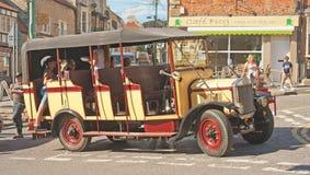 1928在皮克林的公共汽车 免版税图库摄影