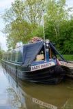 在盛大联合运河,莱斯特郡,英国的Foxton锁 库存照片