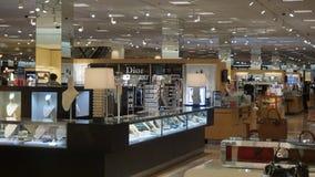 在短的小山的购物中心在新泽西 免版税库存照片