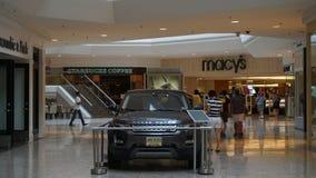在短的小山的购物中心在新泽西 图库摄影