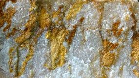 在石头的纹理是五颜六色的 库存图片