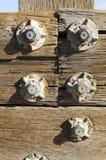 在码头39的螺栓在旧金山 免版税库存照片