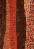 在秋天颜色的抽象背景 免版税图库摄影