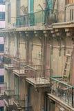 在穆斯林兄弟的革命的以后开罗 库存照片