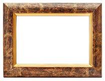 在空白背景的框架 库存照片