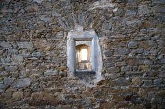 在窗口以后的窗口 免版税库存照片