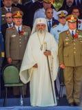 在第一次世界大战以后的100年在欧洲,记念在欧洲,罗马尼亚英雄 免版税库存照片