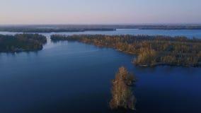 在第聂伯河的飞行 影视素材