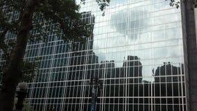 在第42条街道上的大厦 免版税库存图片