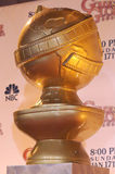 在第67每年金球奖的大气授予提名公告,贝弗利希尔顿饭店,比佛利山, CA. 12-15-09 免版税图库摄影