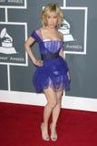 在第51个每年Grammy奖的太阳。 斯台普斯中心,洛杉矶, CA. 02-08-09 库存照片