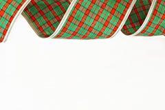 在笼子隔绝的绿色装饰包装磁带 免版税库存照片