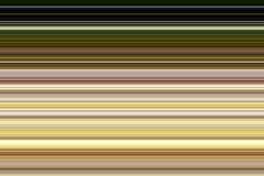 在米黄,金黄和绿色颜色,样式的抽象线 库存照片