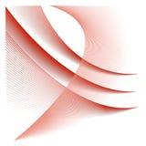 在粉红色的美好的软的浪漫背景 库存照片