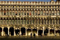 在系列威尼斯附近 库存图片