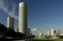 在系列新加坡附近 库存照片