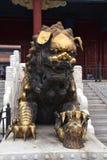 在紫禁城的好日子,北京,中国 库存图片