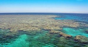在红海的乐趣 免版税库存照片