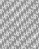 在红海的波浪的灰色和黑莲花 库存例证
