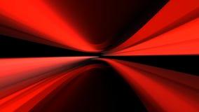 在红色背景的抽象光 股票录像