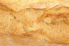 在纹理上添面包 免版税库存照片