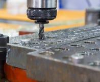 在纺锤的轻拍的工具 免版税库存图片