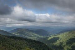 在纽约Catksill山的Stoney丁香  免版税库存图片