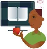 在线教育 免版税图库摄影