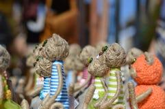 在线的玩具 免版税图库摄影