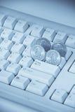 在线银行业务概念 库存图片