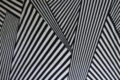 在织品的不对称的几何印刷品 免版税库存照片