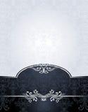 在维多利亚女王时代的样式的集合无缝的模式 免版税库存照片