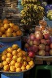 在缅甸的市场 免版税库存照片