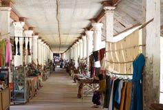 在缅甸的纪念品店 免版税库存照片