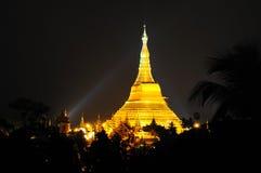 在缅甸的脾气 免版税库存照片