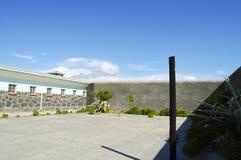 在罗本岛-开普敦的监狱 免版税库存图片