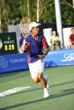 在罗杰斯杯子的Nishikori Kei (JPN) 2012年 免版税库存图片