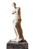 在罗浮宫的米罗的维纳斯 库存照片