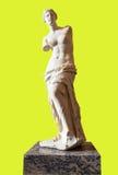 在罗浮宫的米罗的维纳斯 免版税图库摄影