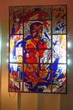 在翼果的Stalins地堡, 库存图片