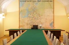 在翼果的Stalins地堡, 免版税库存图片