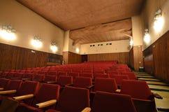 在老戏院。 免版税图库摄影