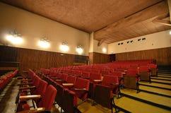 在老戏院。 图库摄影