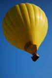 在老挝人的黄色气球 免版税库存图片