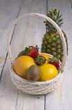 异乎寻常的果子 免版税库存图片