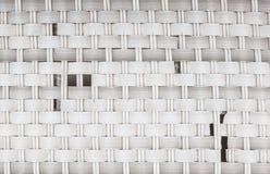 在老木织法椅子纹理背景的特写镜头表面木样式 图库摄影