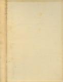 在老页里面的书套grunge 免版税库存照片