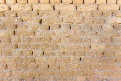 在背景图象的老砖墙 免版税库存照片